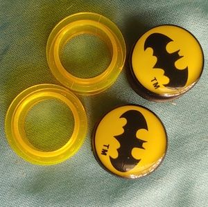 5/8in Gauges Plugs Tunnels Set of 2